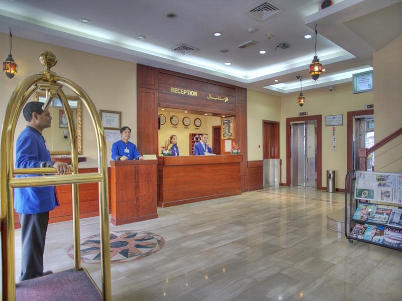 Al Diar Mina Hotel - Hotels and Accommodation in United Arab Emirates, Middle East