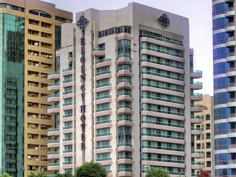 Al Diar Regency Hotel आबू धाबी - होटल बाहरी सज्जा