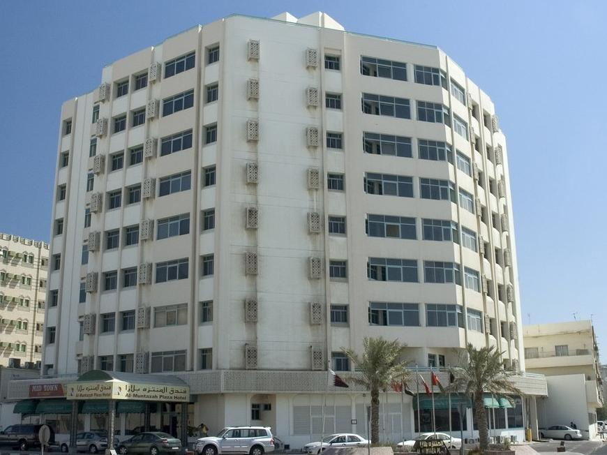 Al Muntazah Plaza Hotel - Hotels and Accommodation in Qatar, Middle East