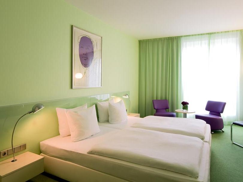 Art'Otel Berlin City Center West By Park Plaza Hotel - Hotell och Boende i Tyskland i Europa