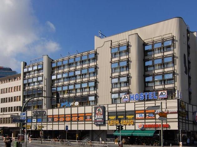 A&O Berlin Am Zoo Hotel - Hotell och Boende i Tyskland i Europa