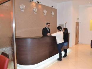 Cromwell International Hotel Londra - Reception