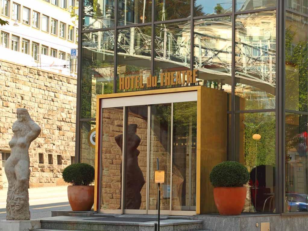 Du Theatre Swiss Quality Hotel
