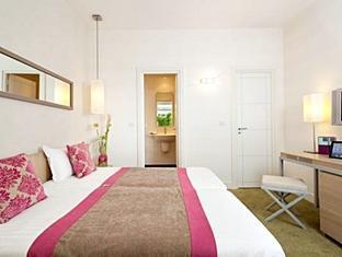 Le Marceau Bastille Hotel Paris - Guest Room