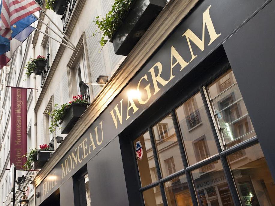 Hotel Monceau Wagram - Hotell och Boende i Frankrike i Europa