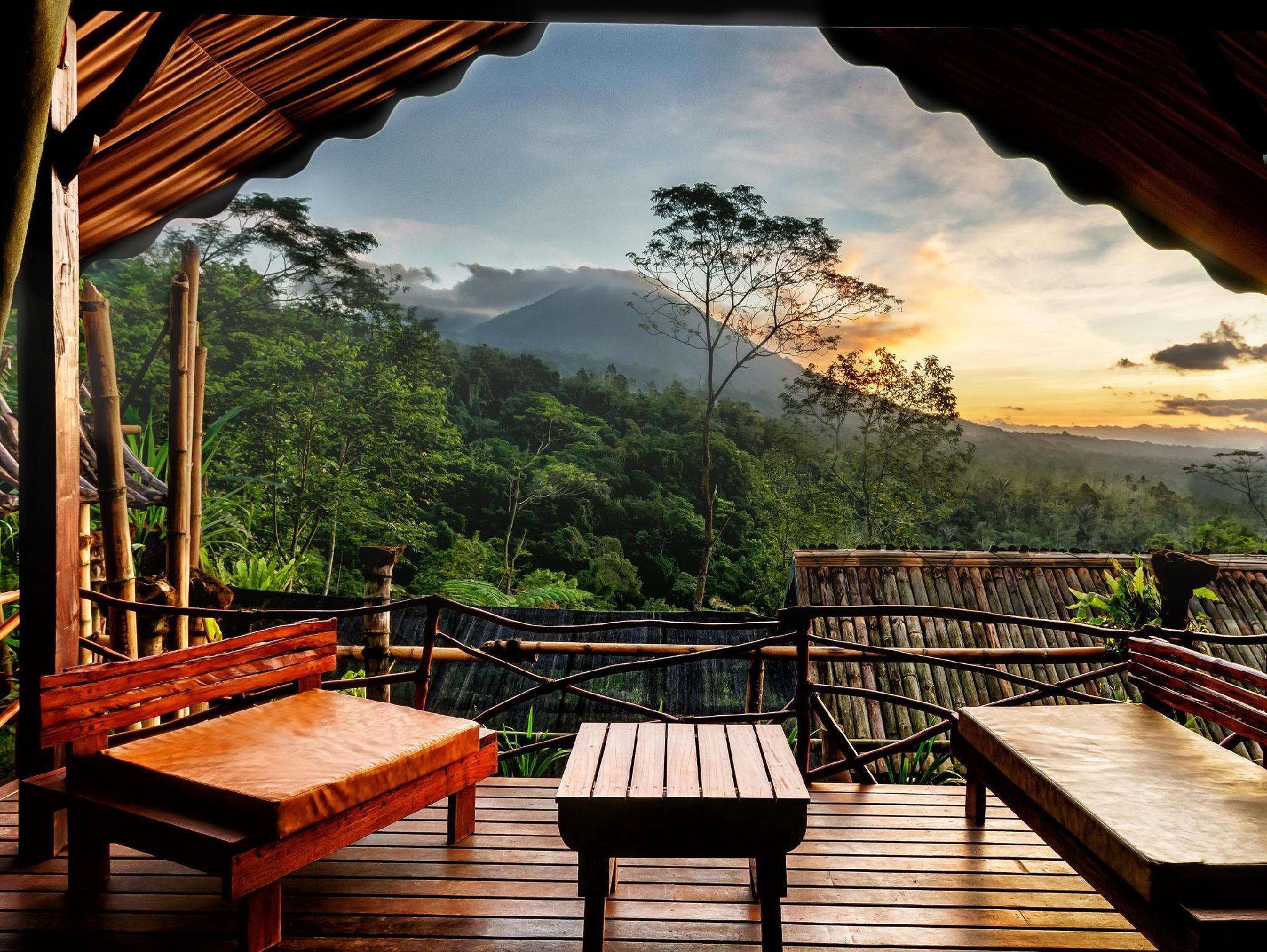 Sang Giri Mountain Tent Resort - Bali