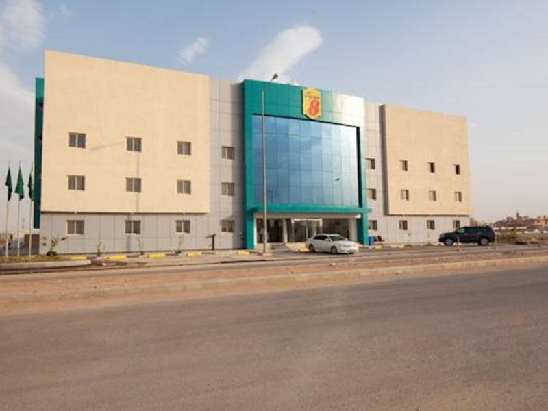 Super 8 Al Riyadh Motel - Hotels and Accommodation in Saudi Arabia, Middle East