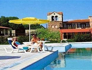 Simantro Beach Hotel Halkidiki - Swimming pool