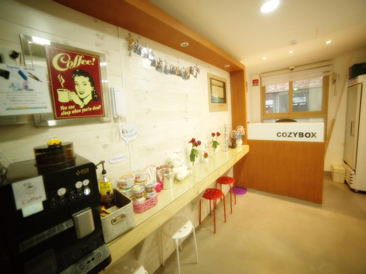 Cozybox Guesthouse - Hotels and Accommodation in South Korea, Asia