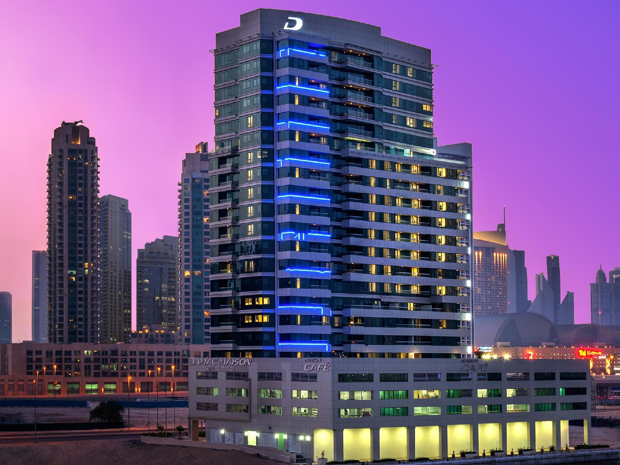 DAMAC Maison Canal Views - Hotels and Accommodation in United Arab Emirates, Middle East