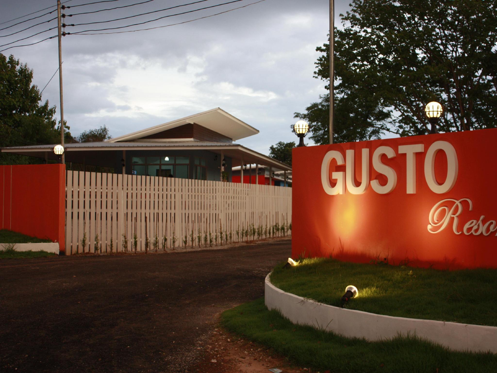 Gusto Resort - Khon Kaen