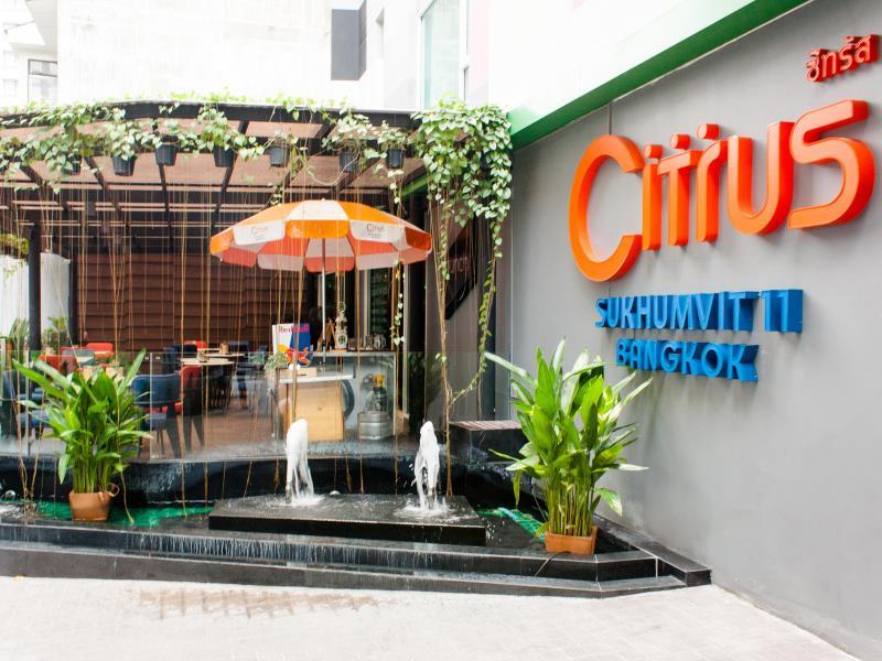 Citrus Sukhumvit 11 by Compass Hospitality - Hotels and Accommodation in Thailand, Asia