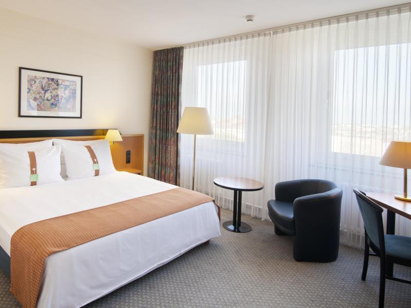 Holiday Inn Berlin Mitte - Hotell och Boende i Tyskland i Europa