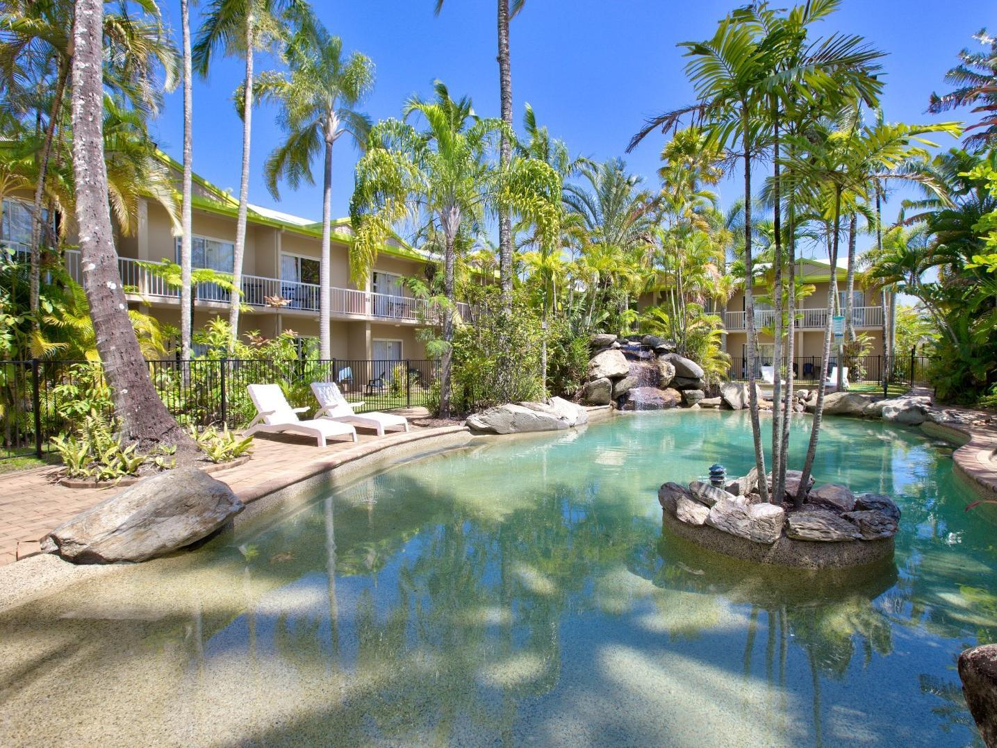 Rainbow Inn Hotel - Hotell och Boende i Australien , Cairns