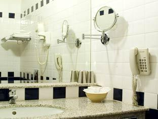 Hotel Andel Prague - Bathroom