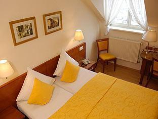 Hotel Andel Prague - Guestroom