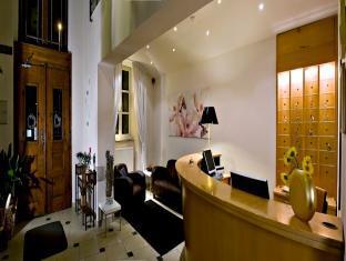Hotel Andel Prague - Lobby