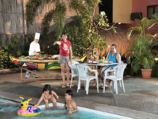 The Mabuhay Manor Hotel Manila - Swimming Pool