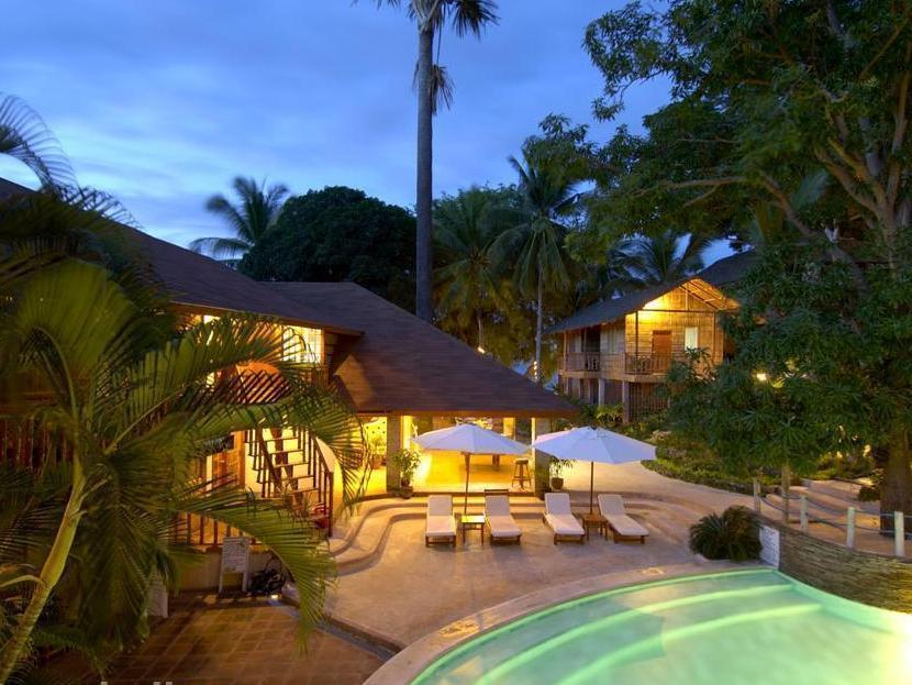 Hotell El Galleon Dive Resort with Asia Divers