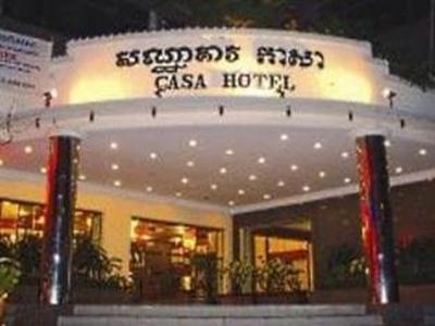 Casa Boutique Hotel Pnompenis