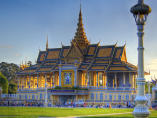 Casa Boutique Hotel Phnom Penh - Royal Palace