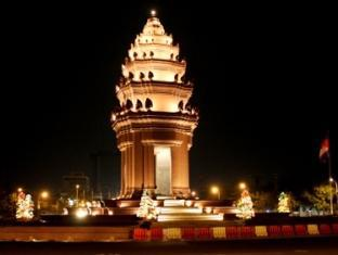 Casa Boutique Hotel Phnom Penh - Independence Monument