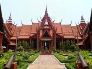Casa Boutique Hotel Pnompenis - Aplinka
