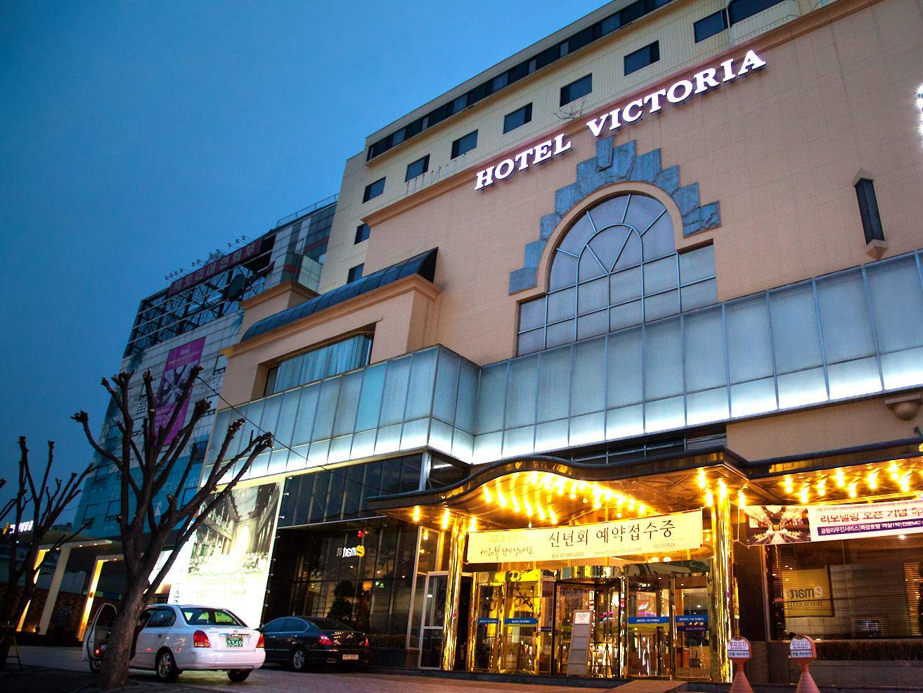 Victoria Hotel - Hotels and Accommodation in South Korea, Asia