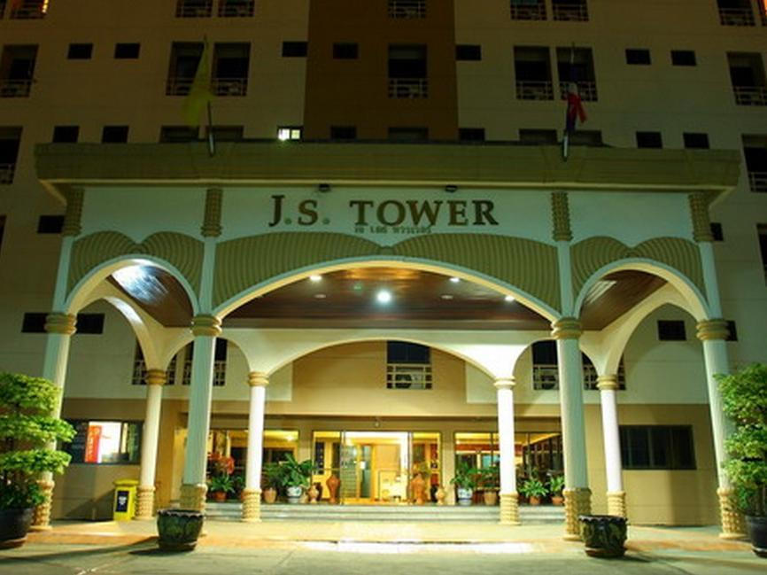 JS Tower Serviced Apartment - Hotell och Boende i Thailand i Asien