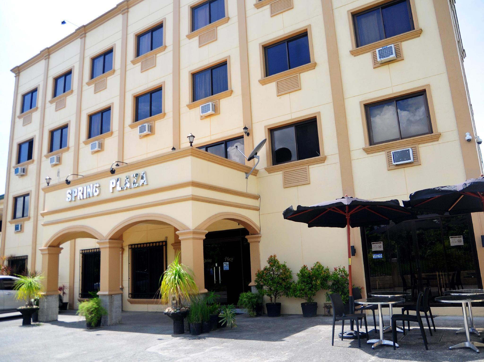 Spring plaza hotel dasmarinas cavite philippines for Plaza hotel