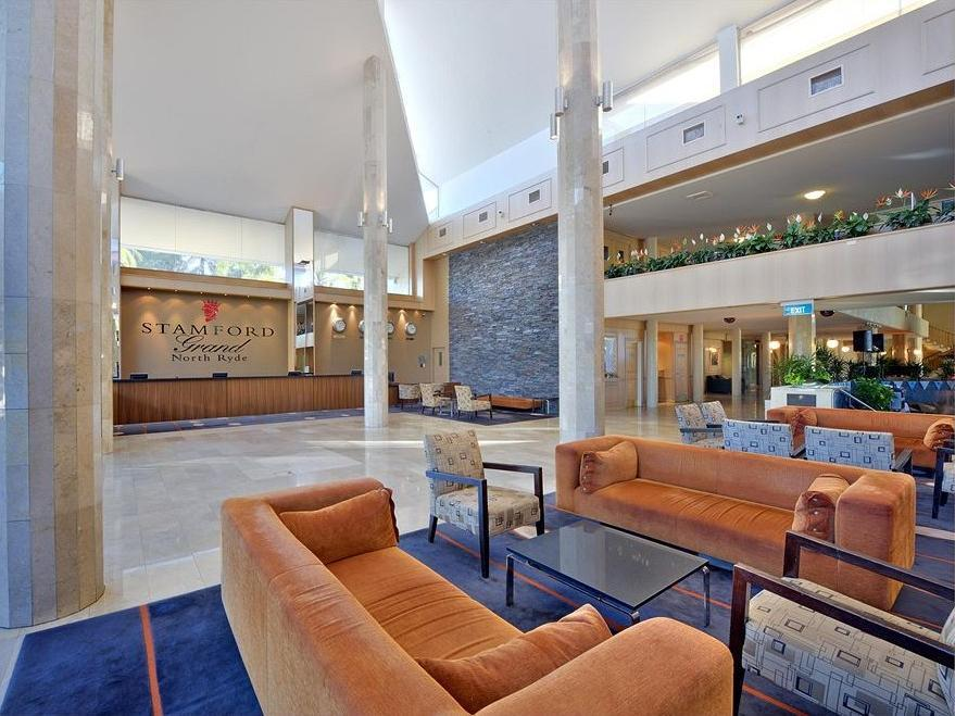 Stamford Grand North Ryde Hotel - Hotell och Boende i Australien , Sydney