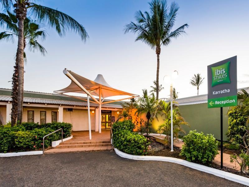 Ibis Styles Karratha Hotel - Hotell och Boende i Australien , Karratha