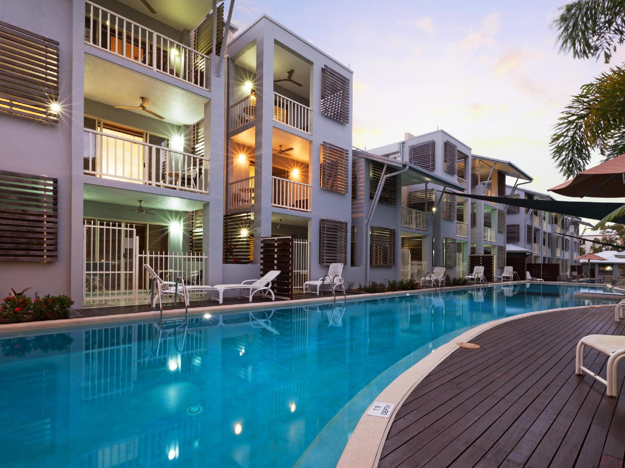 Mantra Aqueous on Port Resort - Hotell och Boende i Australien , Port Douglas