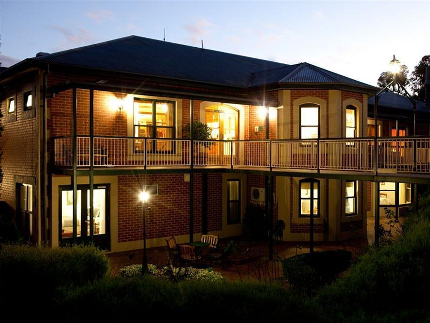 Clare Country Club Hotel - Hotell och Boende i Australien , Clare Valley