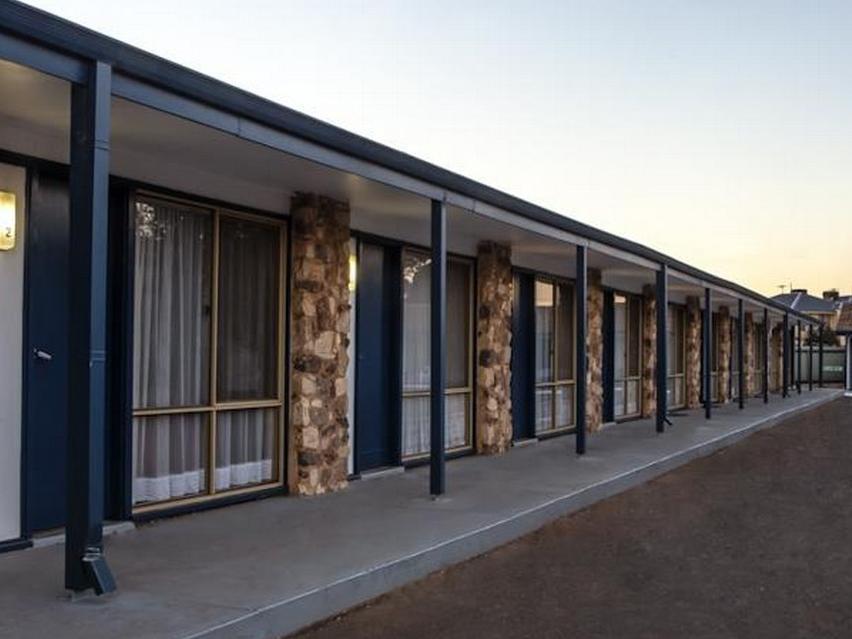 Kalgoorlie Overland Motel - Hotell och Boende i Australien , Kalgoorlie-Boulder