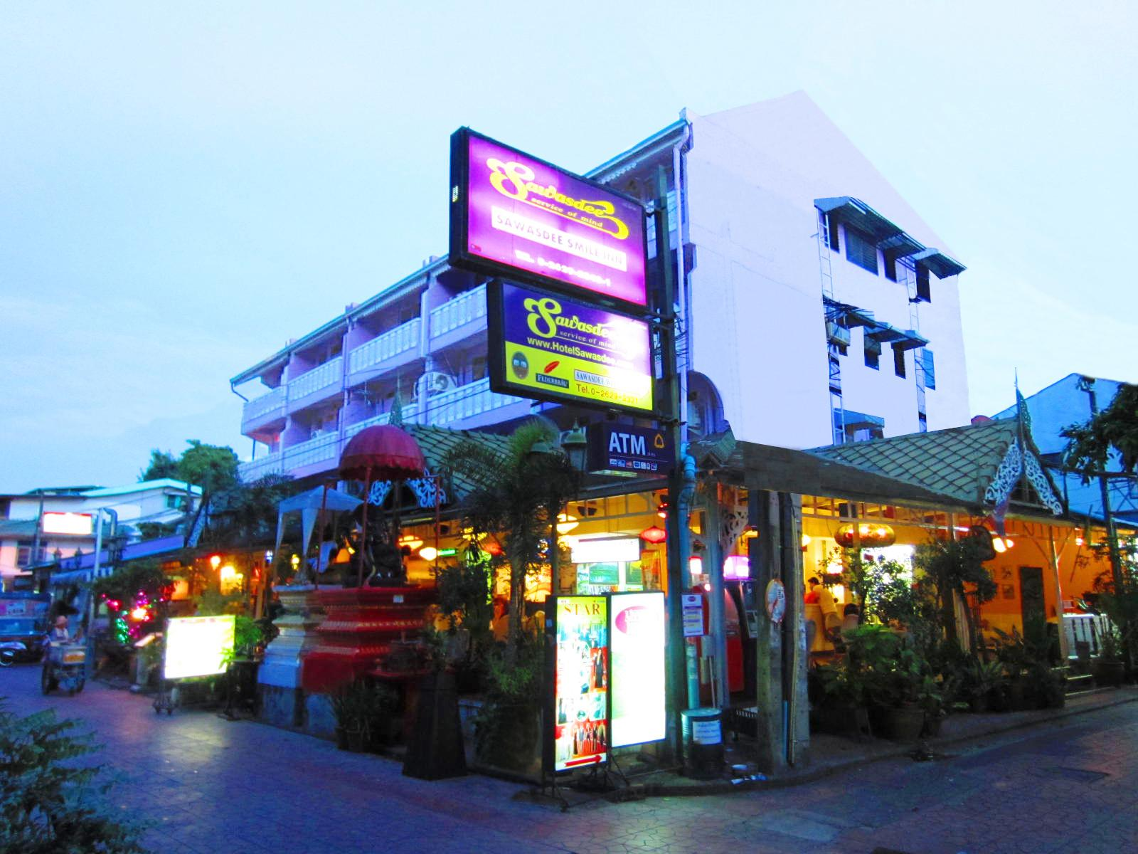 Hotell Sawasdee Smile Inn Hotel i , Bangkok. Klicka för att läsa mer och skicka bokningsförfrågan