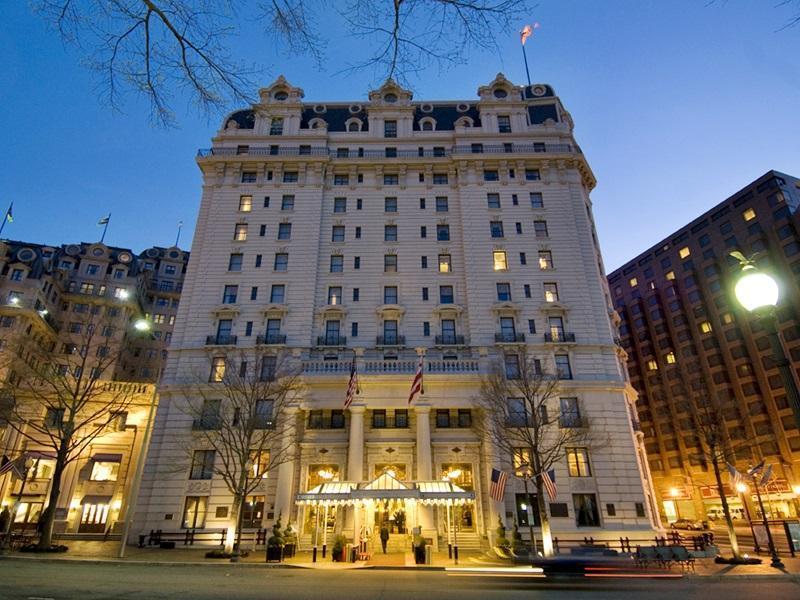 Intercontinental The Willard Washington D.C. Hotel