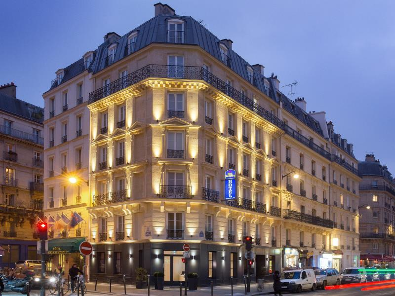 Best Western Quartier Latin Pantheon Hotel Paris