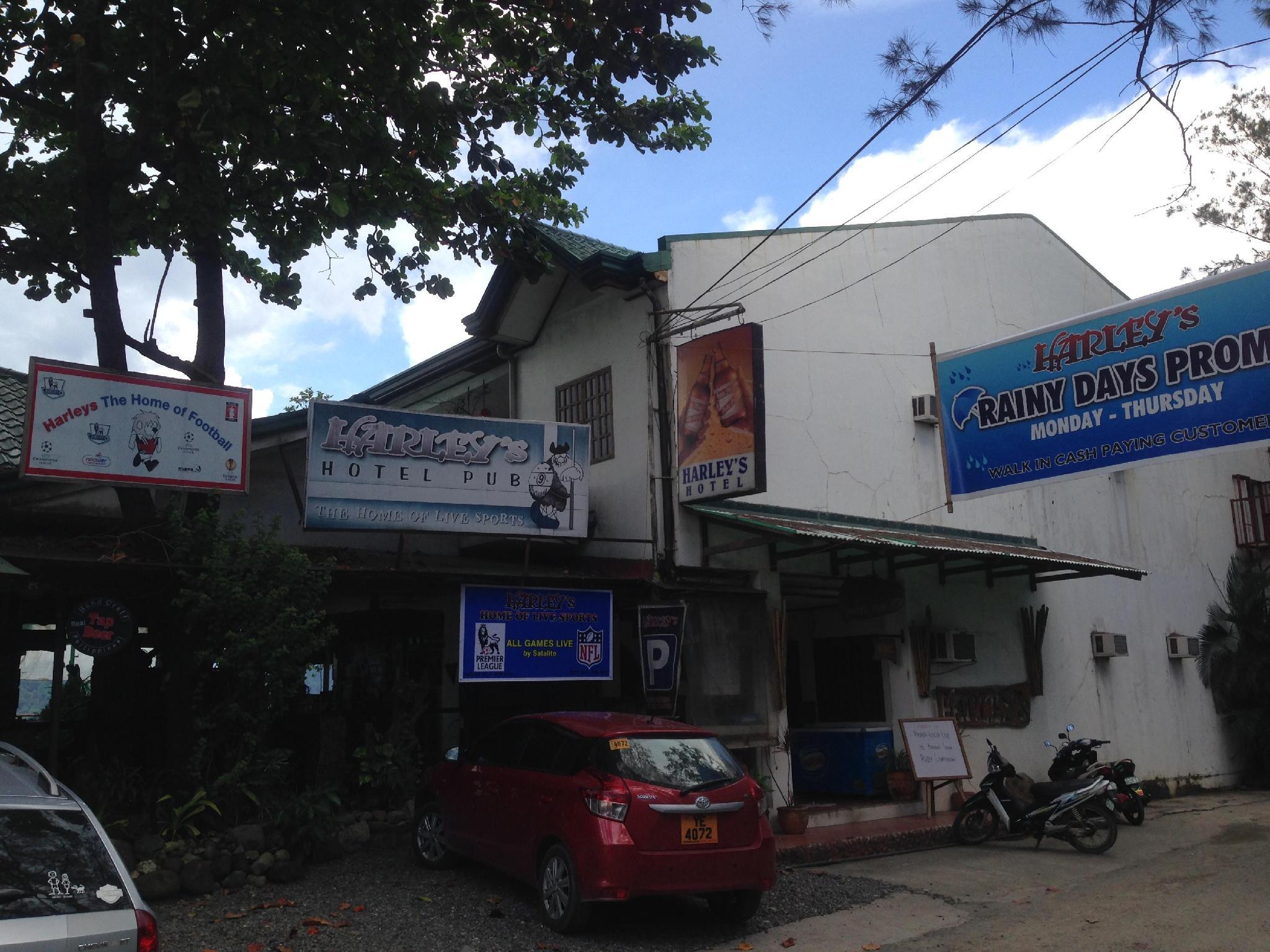 Harleys Pub & Hotel - Subic (Zambales)