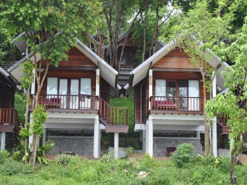 Tubtim Resort - Hotels and Accommodation in Thailand, Asia