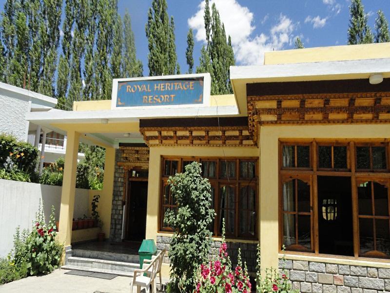 Royal Heritage Resort - Leh