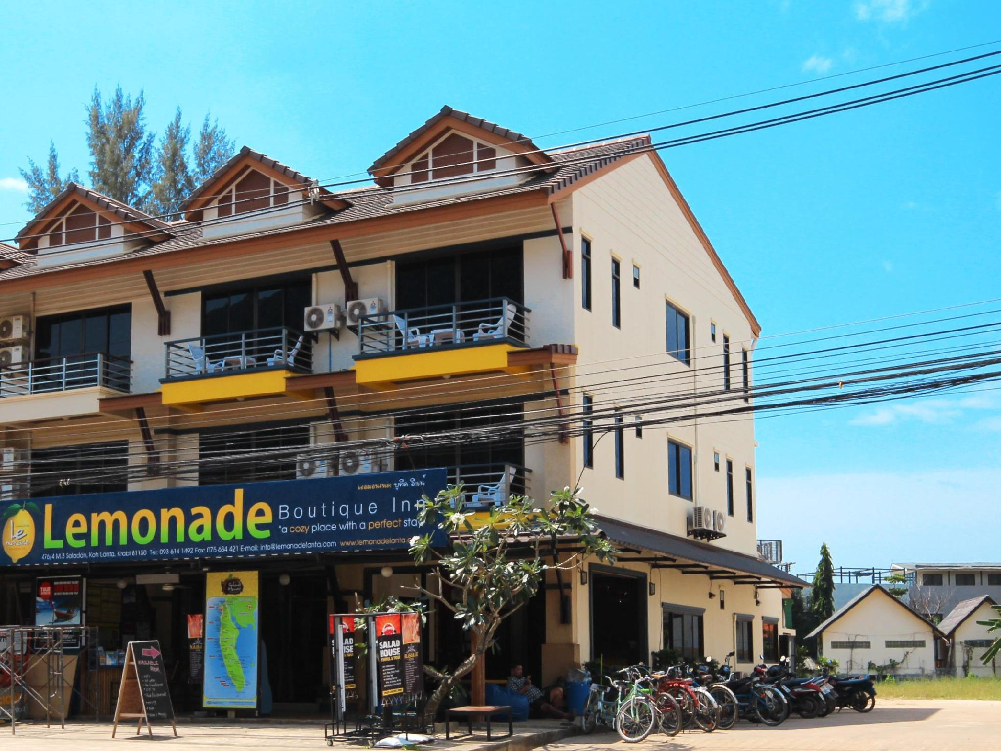 Lemonade Boutique Inn - Hotels and Accommodation in Thailand, Asia