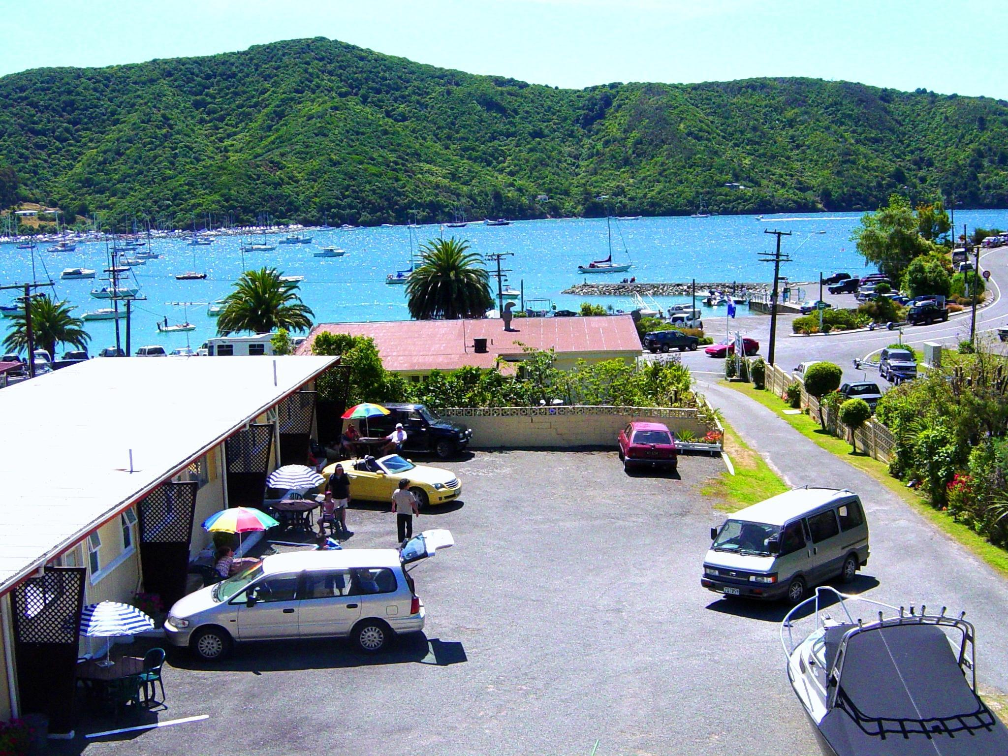 Beachside Sunnyvale Motel - Hotels and Accommodation in New Zealand, Pacific Ocean And Australia