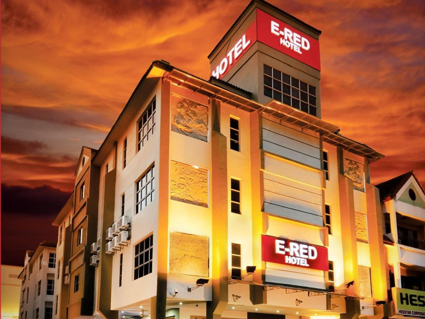 E-Red Hotel Seberang Jaya - Hotels and Accommodation in Malaysia, Asia