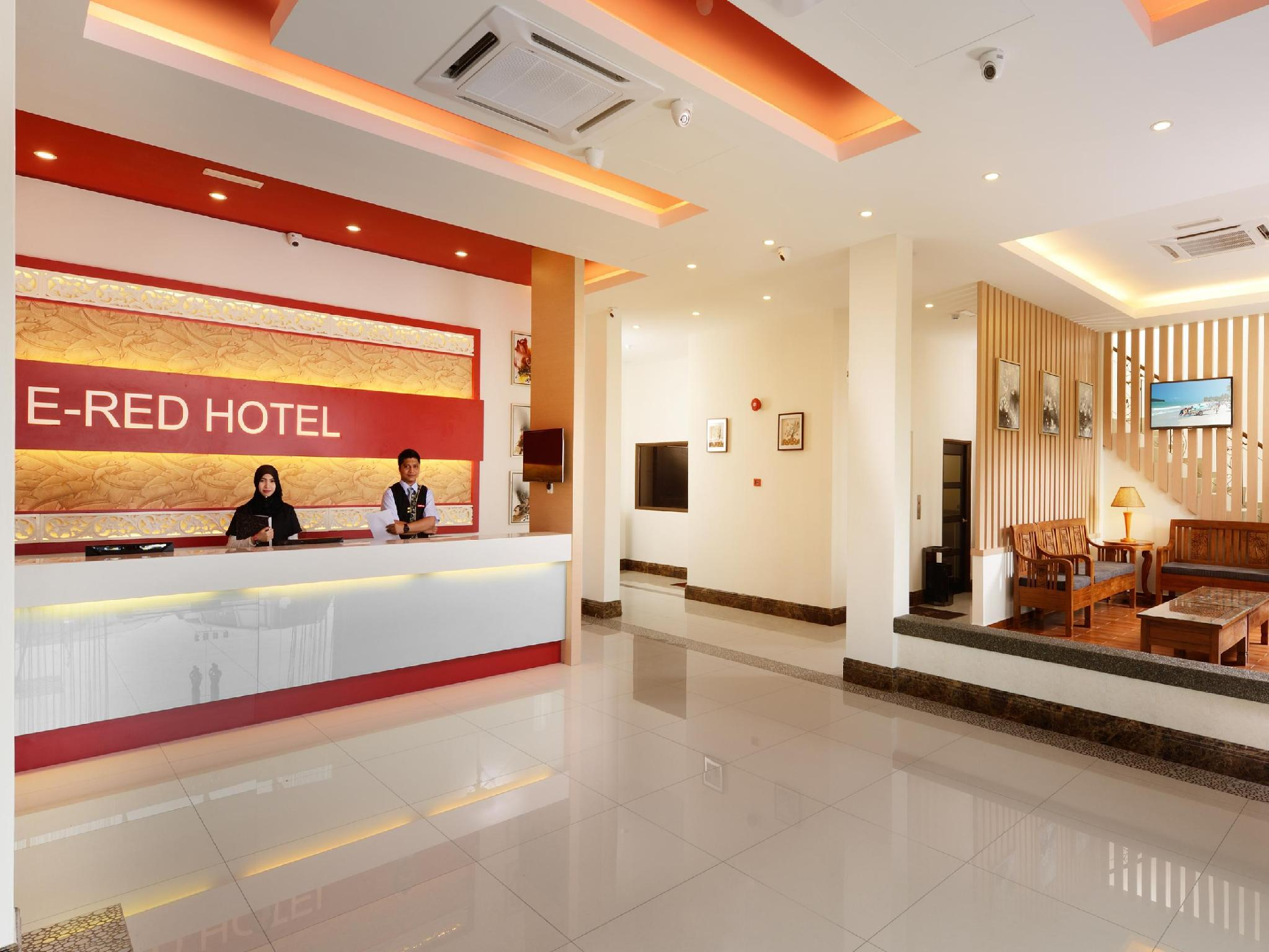 E-Red Hotel Bandar Perda - Hotels and Accommodation in Malaysia, Asia