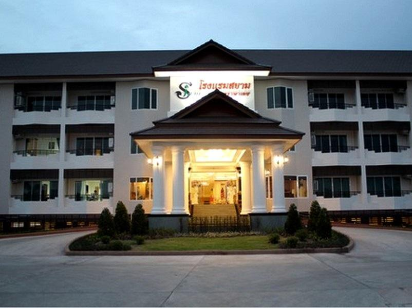 Siamtara Palace Hotel - Hotell och Boende i Thailand i Asien