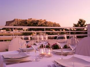 Magna Grecia Boutique Hotel Athens - Acropolis View Restaurant