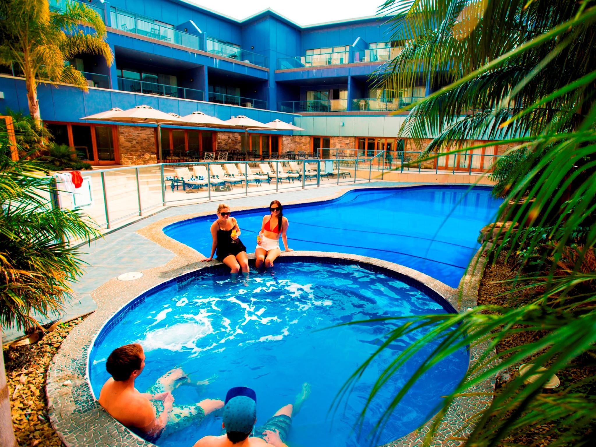Emerald Hotel - Hotels and Accommodation in New Zealand, Pacific Ocean And Australia