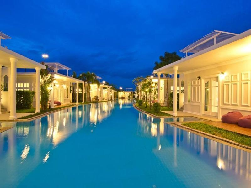 The Sea-Cret Garden Hua-Hin Hotel - Hotels and Accommodation in Thailand, Asia