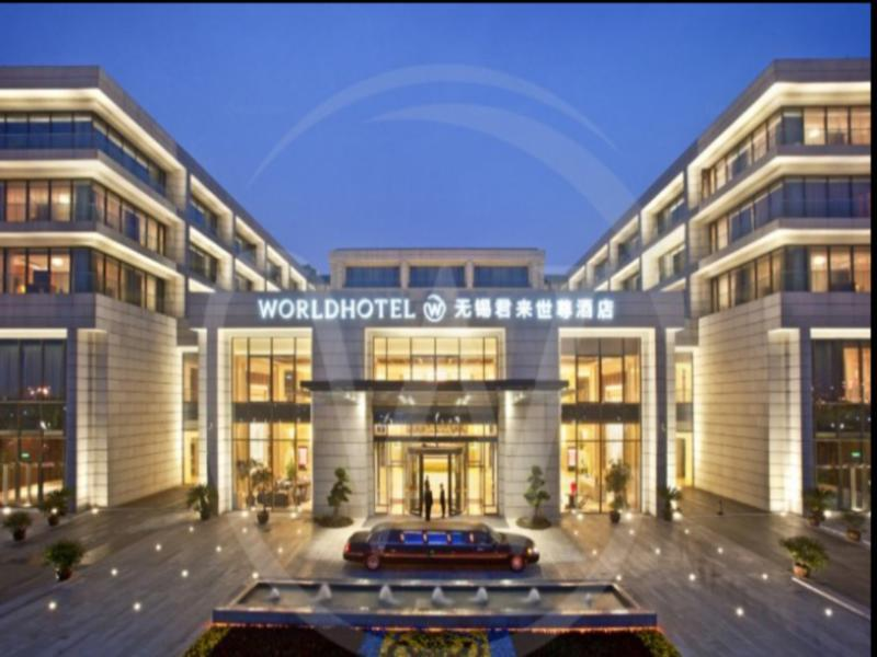 Worldhotel Grand Juna Hotel - Wuxi